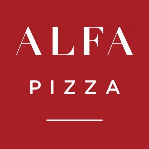 Alfa Pizza logo 1000